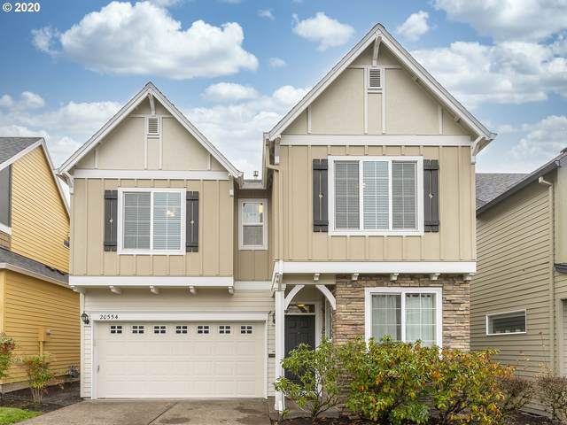 20554 SW Rosemount St, Beaverton, OR 97078 (MLS #20361625) :: Next Home Realty Connection