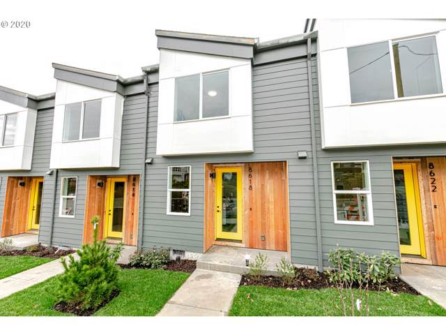 8618 N Edison St, Portland, OR 97203 (MLS #20361734) :: Townsend Jarvis Group Real Estate