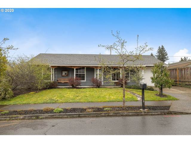 3632 SE 169TH Pl, Portland, OR 97236 (MLS #20361766) :: Townsend Jarvis Group Real Estate