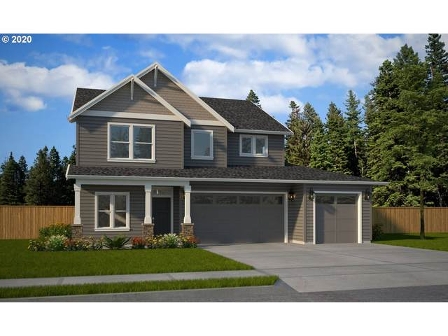 15381 SE Lewis St Lot18, Happy Valley, OR 97086 (MLS #20361827) :: The Liu Group
