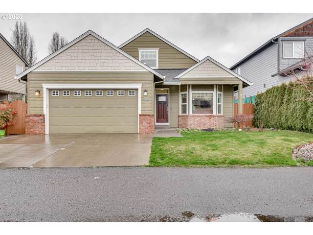 9407 NW 22ND Ct, Vancouver, WA 98665 (MLS #20361943) :: Matin Real Estate Group