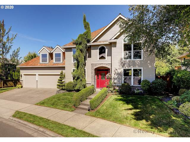 14017 NW Greenwood Dr, Portland, OR 97229 (MLS #20362122) :: McKillion Real Estate Group