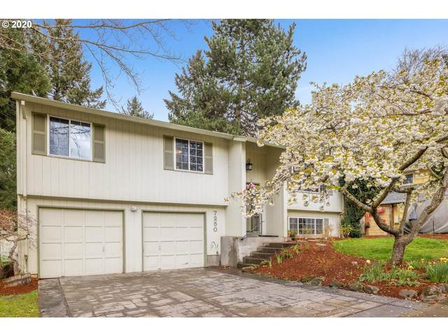 7250 SW Sorrento Rd, Beaverton, OR 97008 (MLS #20362190) :: Townsend Jarvis Group Real Estate