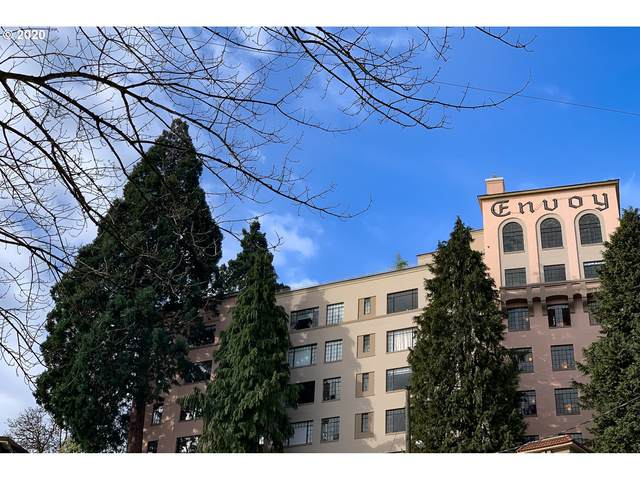 2336 SW Osage St #604, Portland, OR 97205 (MLS #20362597) :: The Liu Group