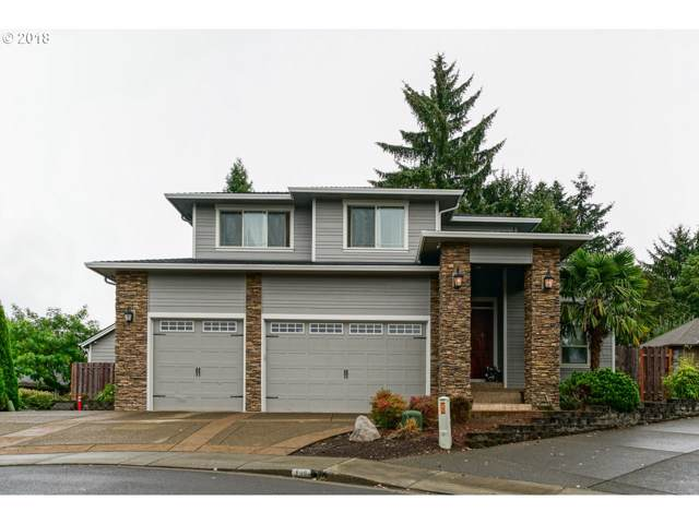 890 Jackwood Ct, Salem, OR 97306 (MLS #20362705) :: The Liu Group