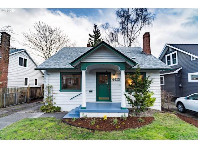4412 NE 26TH Ave, Portland, OR 97211 (MLS #20363783) :: Next Home Realty Connection