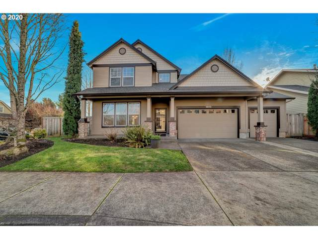 16112 SW Hazeltine Ln, Tigard, OR 97224 (MLS #20363877) :: Song Real Estate