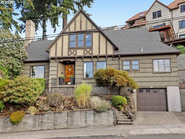 3033 NE Fremont St, Portland, OR 97212 (MLS #20364765) :: The Galand Haas Real Estate Team