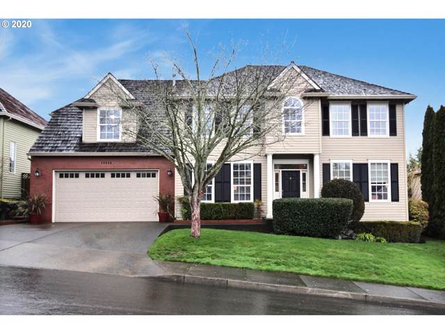 13954 SW Aerie Dr, Tigard, OR 97223 (MLS #20365371) :: TK Real Estate Group