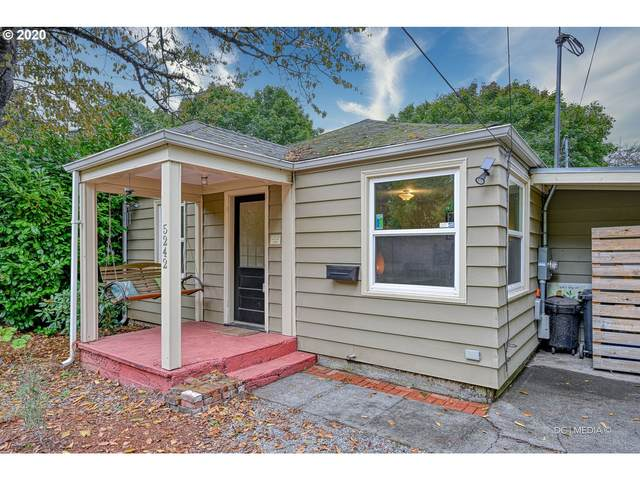 5242 SE Cooper St, Portland, OR 97206 (MLS #20365432) :: The Galand Haas Real Estate Team