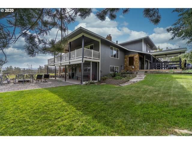 906 NW Rollo Ln, Prineville, OR 97754 (MLS #20365941) :: The Liu Group