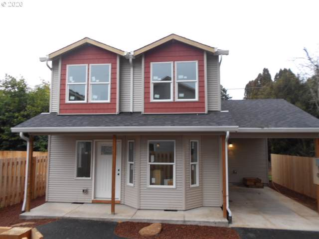 417 SE 154th Ave B, Portland, OR 97233 (MLS #20365959) :: Next Home Realty Connection