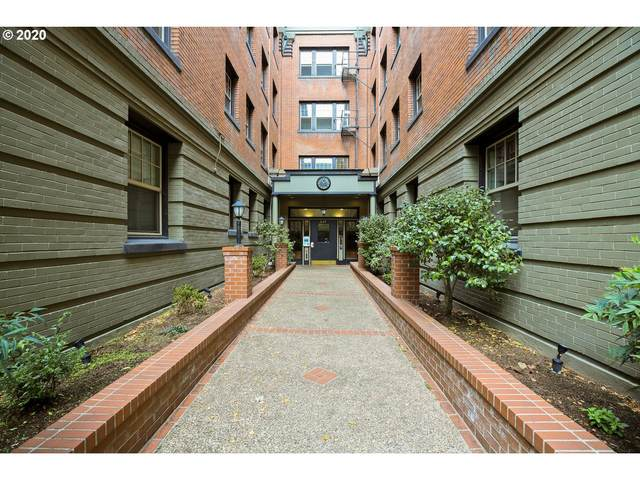 2109 NW Irving St #204, Portland, OR 97210 (MLS #20366608) :: Cano Real Estate