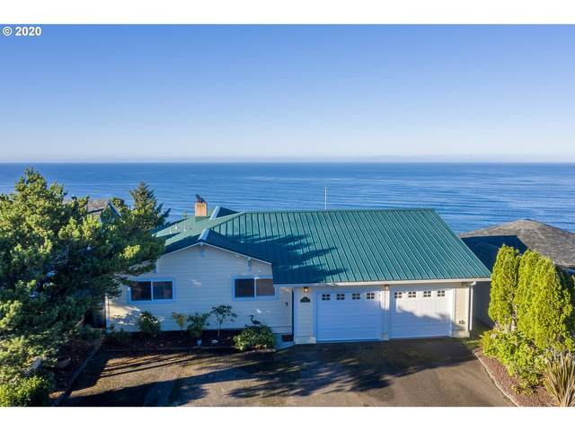 5595 Castle Dr, Oceanside, OR 97134 (MLS #20367513) :: Holdhusen Real Estate Group