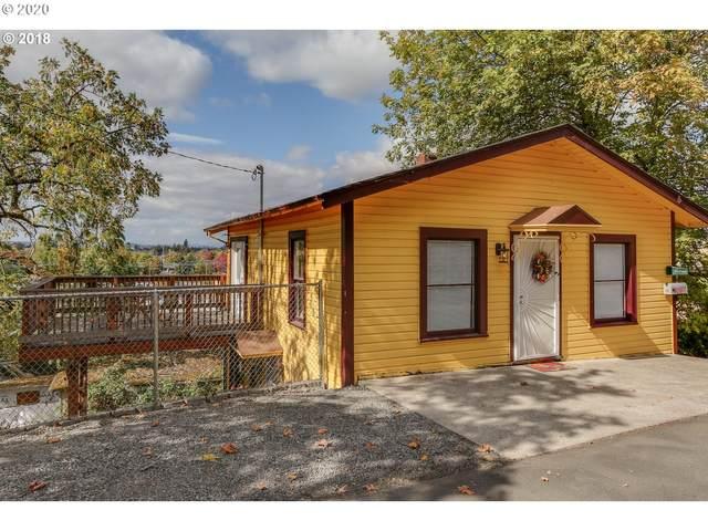106 Lincoln St, Eugene, OR 97401 (MLS #20367783) :: Song Real Estate