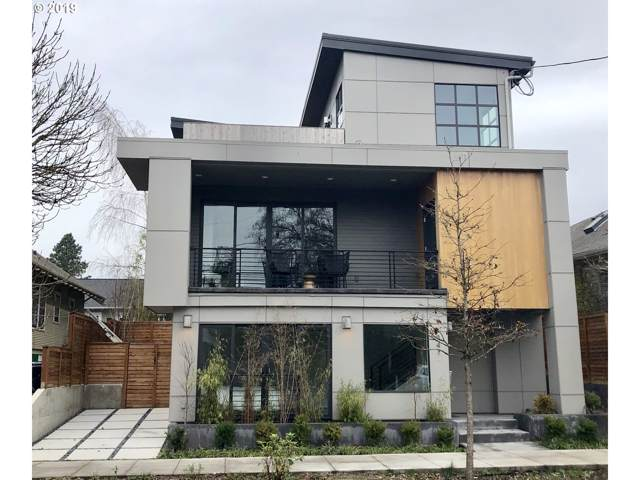 3413 SE Division Ave, Portland, OR 97213 (MLS #20368131) :: The Liu Group