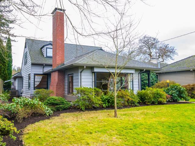 3612 SE Crystal Springs Blvd, Portland, OR 97202 (MLS #20368288) :: Next Home Realty Connection