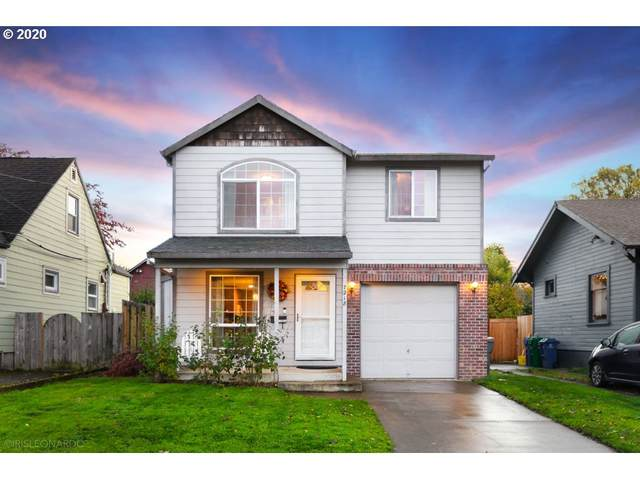 7218 N Central St, Portland, OR 97203 (MLS #20368531) :: Premiere Property Group LLC