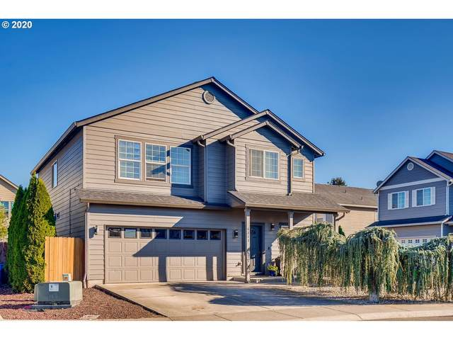 6317 NE 59TH Ct, Vancouver, WA 98661 (MLS #20368697) :: TK Real Estate Group
