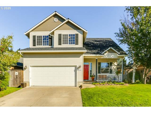 16268 Frederick St, Oregon City, OR 97045 (MLS #20369100) :: Lux Properties