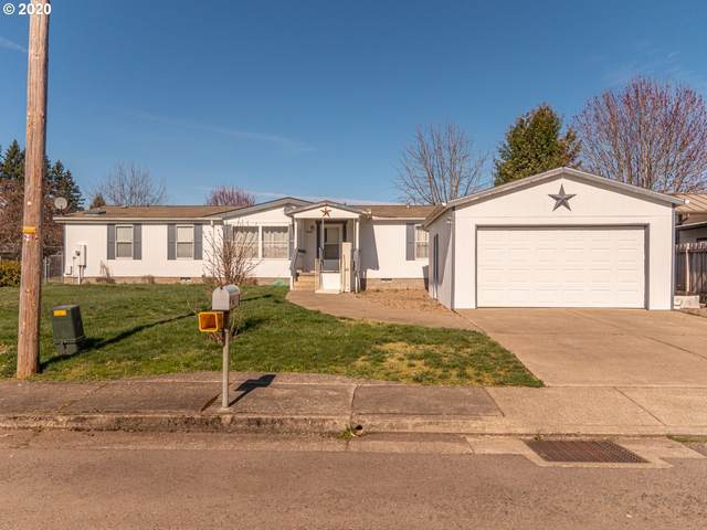 4954 Locust Ct, Sweet Home, OR 97386 (MLS #20369198) :: Fox Real Estate Group