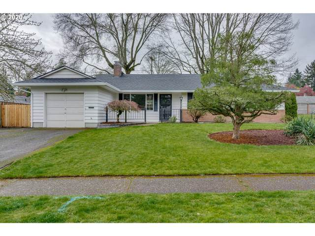 12230 SW Foothill Dr, Portland, OR 97225 (MLS #20369728) :: Next Home Realty Connection