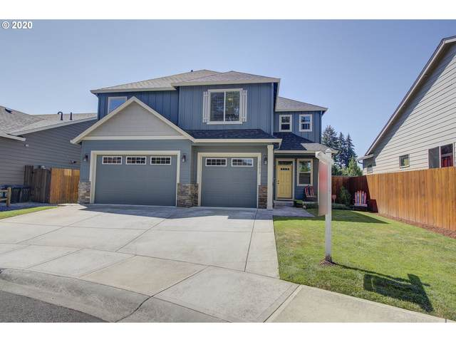 15019 NE 83RD Cir, Vancouver, WA 98682 (MLS #20370363) :: Next Home Realty Connection