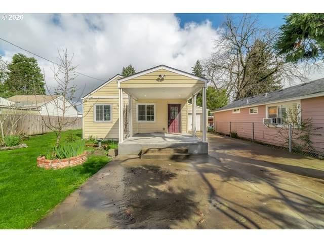 2643 Edison St, Eugene, OR 97402 (MLS #20370682) :: Song Real Estate