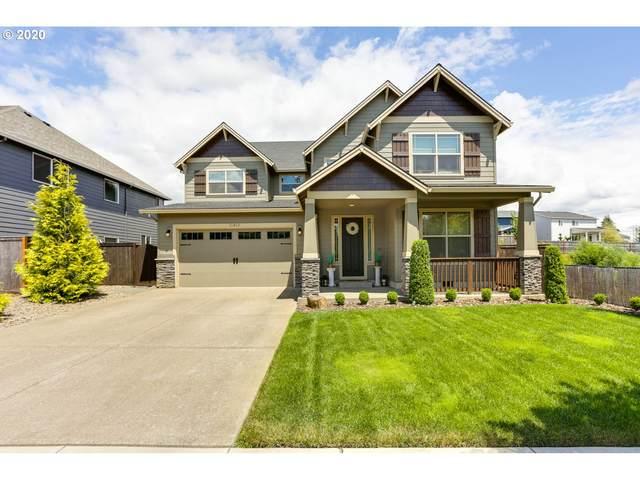 11812 White Ln, Oregon City, OR 97045 (MLS #20370754) :: McKillion Real Estate Group