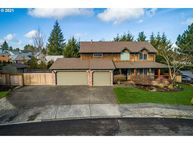 2931 SW 31ST St, Gresham, OR 97080 (MLS #20370953) :: Fox Real Estate Group