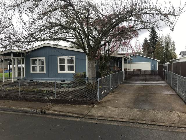 144 38TH St, Springfield, OR 97478 (MLS #20370998) :: Premiere Property Group LLC