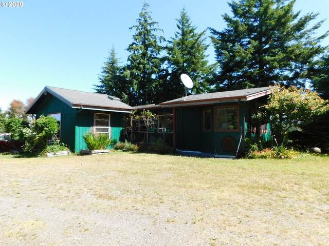93810 China Mountain Rd, Port Orford, OR 97465 (MLS #20371014) :: Beach Loop Realty