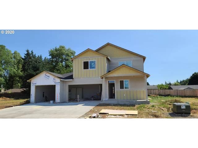 10401 NE 63RD Cir, Vancouver, WA 98662 (MLS #20371242) :: Beach Loop Realty
