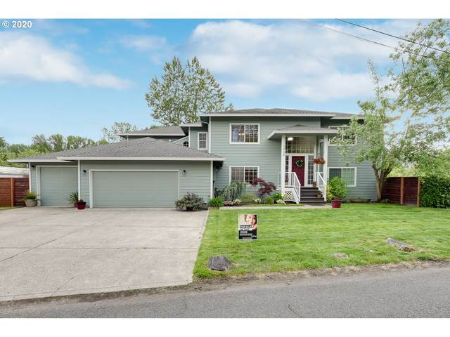 7904 NW Fruit Valley Rd, Vancouver, WA 98665 (MLS #20371504) :: Piece of PDX Team
