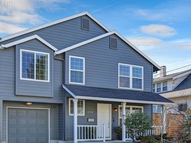 1718 N Colfax St, Portland, OR 97217 (MLS #20371601) :: Next Home Realty Connection