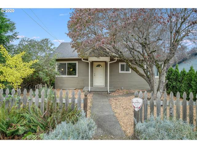 6025 NE Simpson St, Portland, OR 97218 (MLS #20371736) :: Song Real Estate