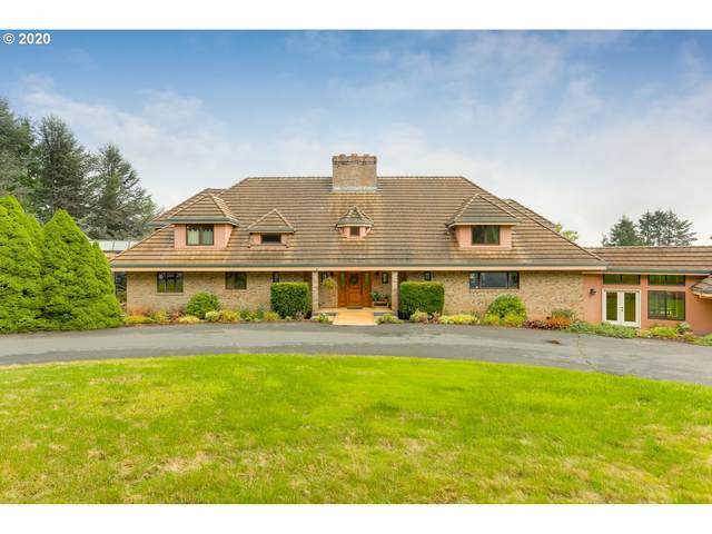 16850 SW Parrett Mountain Rd, Sherwood, OR 97140 (MLS #20371828) :: Cano Real Estate