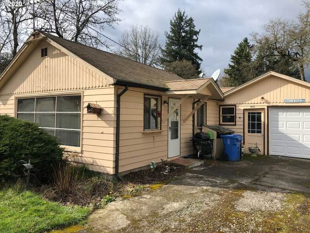 5423 SE Thiessen Rd, Milwaukie, OR 97267 (MLS #20372153) :: Next Home Realty Connection