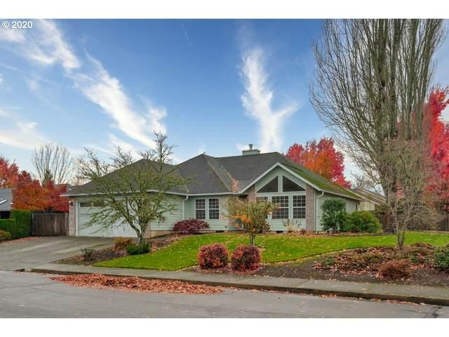 1420 NE Hoffman Dr, Mcminnville, OR 97128 (MLS #20372262) :: Premiere Property Group LLC