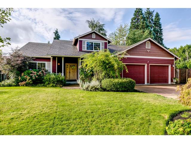 1680 Gilham Rd, Eugene, OR 97401 (MLS #20372725) :: Song Real Estate