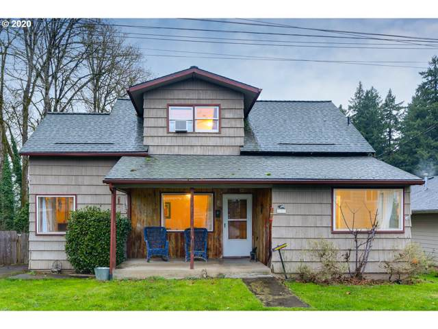 1515 Van Buren St, Oregon City, OR 97045 (MLS #20372789) :: Matin Real Estate Group