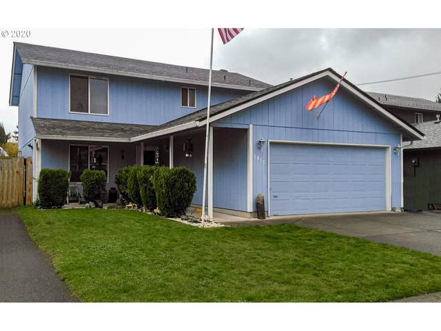 5913 NE 99TH St, Vancouver, WA 98665 (MLS #20372980) :: Next Home Realty Connection