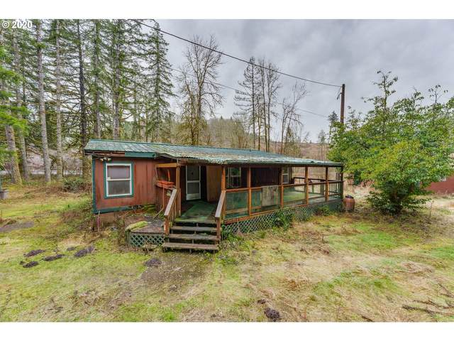 56520 Nehalem Hwy, Vernonia, OR 97064 (MLS #20373108) :: Real Tour Property Group