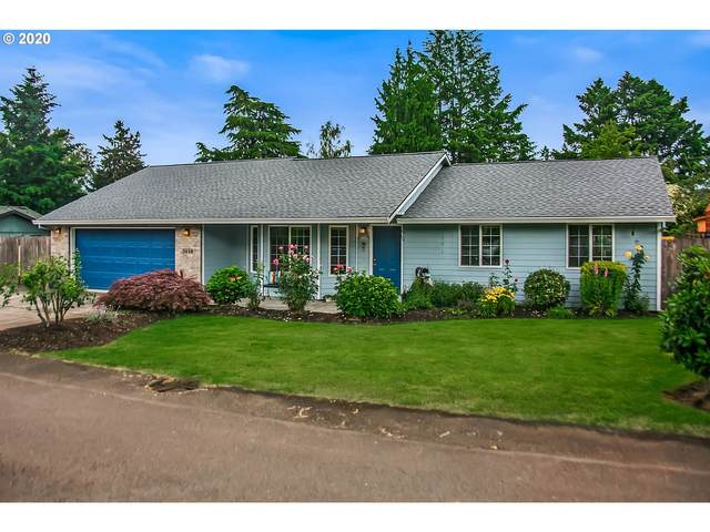 5090 SE Britton Ave, Milwaukie, OR 97267 (MLS #20373200) :: Fox Real Estate Group
