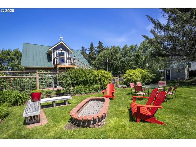 657 3rd St, Gearhart, OR 97138 (MLS #20373369) :: Gustavo Group