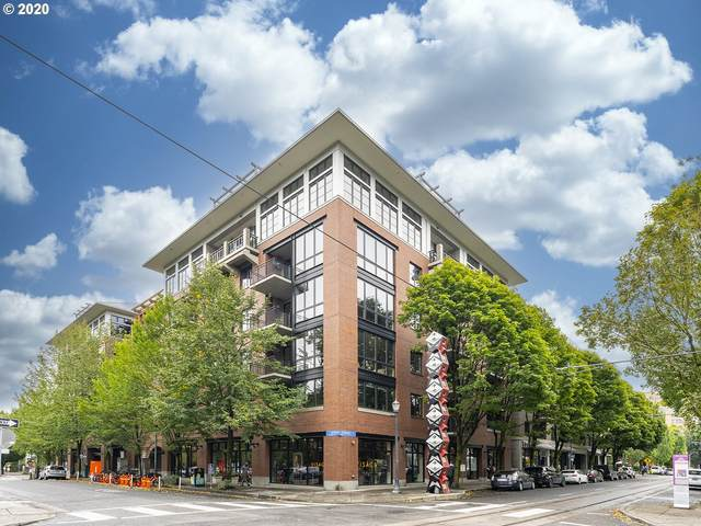 1030 NW Johnson St #610, Portland, OR 97209 (MLS #20374835) :: Premiere Property Group LLC