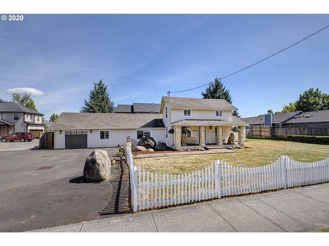 1060 SW 206TH Ave, Beaverton, OR 97003 (MLS #20375207) :: Fox Real Estate Group