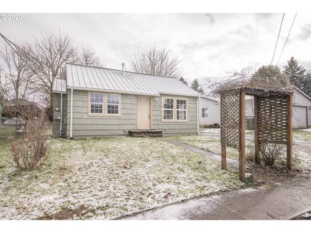 282 SW Ash St, Willamina, OR 97396 (MLS #20376342) :: Song Real Estate