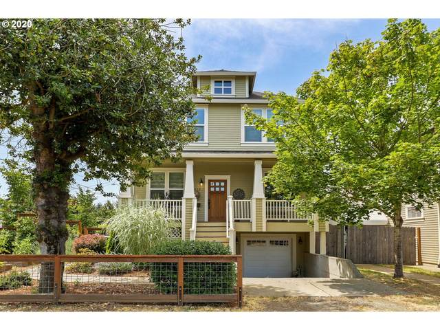 6917 N Newcastle Ave, Portland, OR 97217 (MLS #20376350) :: Holdhusen Real Estate Group