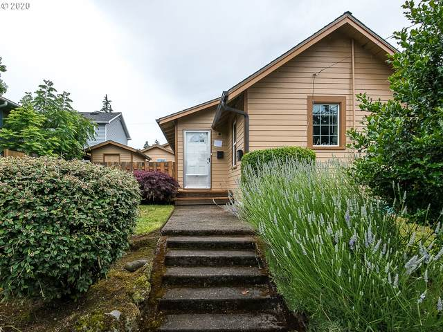6817 N Hodge Ave, Portland, OR 97203 (MLS #20377408) :: Change Realty